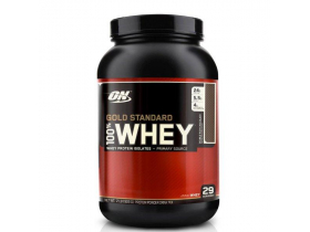 Whey Gold Standard 100% ON 900g