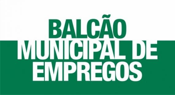 Balcão Municipal de Empregos tem mais de mil vagas